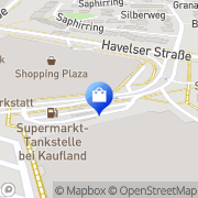 Karte Real, SB Warenhaus Garbsen, Deutschland