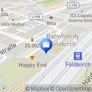 Karte Köchle Wolfgang Feldkirch, Österreich