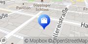 Karte o2 Shop Göppingen, Deutschland