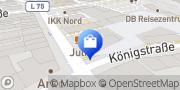 Karte o2 Shop Elmshorn, Deutschland