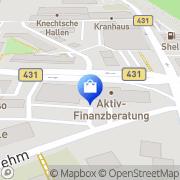 Karte Netto Filiale Elmshorn, Deutschland