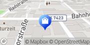 Karte Vodafone Shop Laichingen, Deutschland