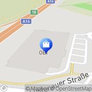 Karte OBI Markt Dornbirn Dornbirn, Österreich