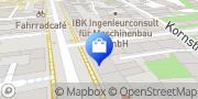 Karte Vodafone Shop Hannover, Deutschland