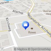 Karte Schäfer's Backshop Bär Wedemark, Deutschland