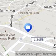 Karte Apotheke Schmalnau Ebersburg, Deutschland