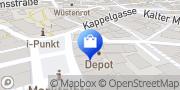 Karte Vodafone Shop Schwäbisch Gmünd, Deutschland