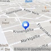 Karte WMF Schwäbisch Gmünd, Deutschland