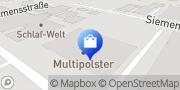 Karte Multipolster -  Hannover Isernhagen, Deutschland