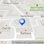 Karte Erlen-Apotheke Isernhagen, Deutschland