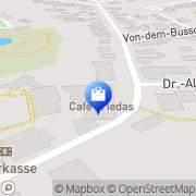 Karte Das mobile Gardinenstudio Burgwedel, Deutschland