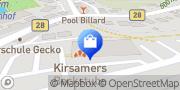 Karte Netto Filiale Blaustein, Deutschland