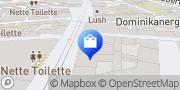 Karte Vodafone Shop Würzburg, Deutschland