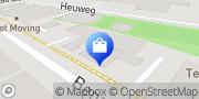 Karte BLA Büro-Liebt-Ausstattung Gerd Penzel e.K. Ulm, Deutschland