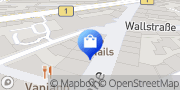 Karte Vodafone Shop Hildesheim, Deutschland