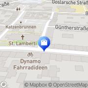 Karte Lamberti-Apotheke Hildesheim, Deutschland