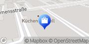 Karte Küchen Aktuell GmbH Hildesheim, Deutschland