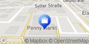Karte PENNY-Markt Discounter Burgdorf, Deutschland