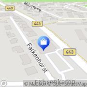 Karte Netto Filiale Burgdorf, Deutschland