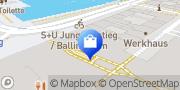 Karte Vodafone Shop Hamburg, Deutschland