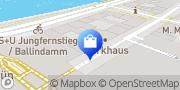 Karte Grüne Erde Store Hamburg Hamburg, Deutschland