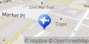 Map TUI Holiday Store Newark, United Kingdom