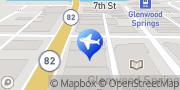 Map Visit Glenwood Springs Glenwood Springs, United States
