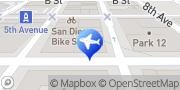 Map San Diego Prestige San Diego, United States