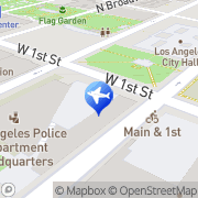 Map Airport ASAP Los Angeles, United States