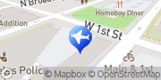 Map Party Bus Group Los Angeles, United States