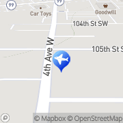 Map Abba Limousine & Luxury Everett, United States