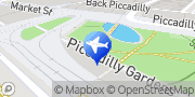 Map Manchester Airport Taxi Service Manchester, United Kingdom