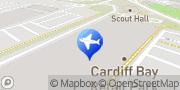 Map TUI Holiday Superstore Cardiff, United Kingdom