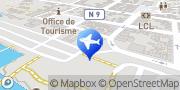 Map Locan Pro Services Grand-Bourg, Guadeloupe