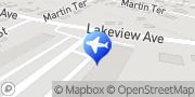 Map Enterprise Rent-A-Car Dracut, United States