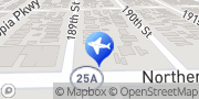 Map Empire Rent A Car Flushing, United States