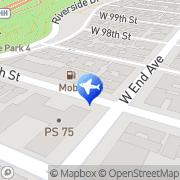 Map Amcar Rentals New York, United States