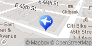 Map Dealber New York, United States