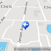 Map Alpha Living Car Service Essington, United States
