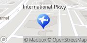 Map Travel Visa Pro Virginia Beach Beachland, United States