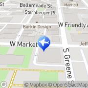 Map Greensboro Auto Repair Shops Greensboro, United States