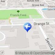 Map 63 Orange Street Bed & Breakfast Inn Saint Augustine, United States