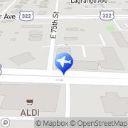 Map DeskTop Hustlas Cleveland, United States