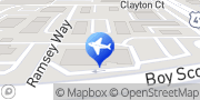 Map Enterprise Rent-A-Car Fort Myers, United States