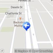 Map New Detroit Limousine Svc Detroit, United States