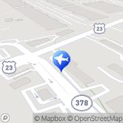Map Dumpster Rental Man Norcross Norcross, United States