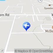 Map Marion Dumpster Rental Man Marion, United States