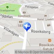 Karta Lysekils Taxi Lysekil, Sverige
