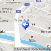 Karte TAXI BRIXLEGG Brixlegg, Österreich