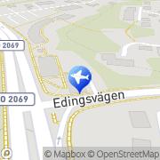 Karta Agrons Taxi Uddevalla, Sverige